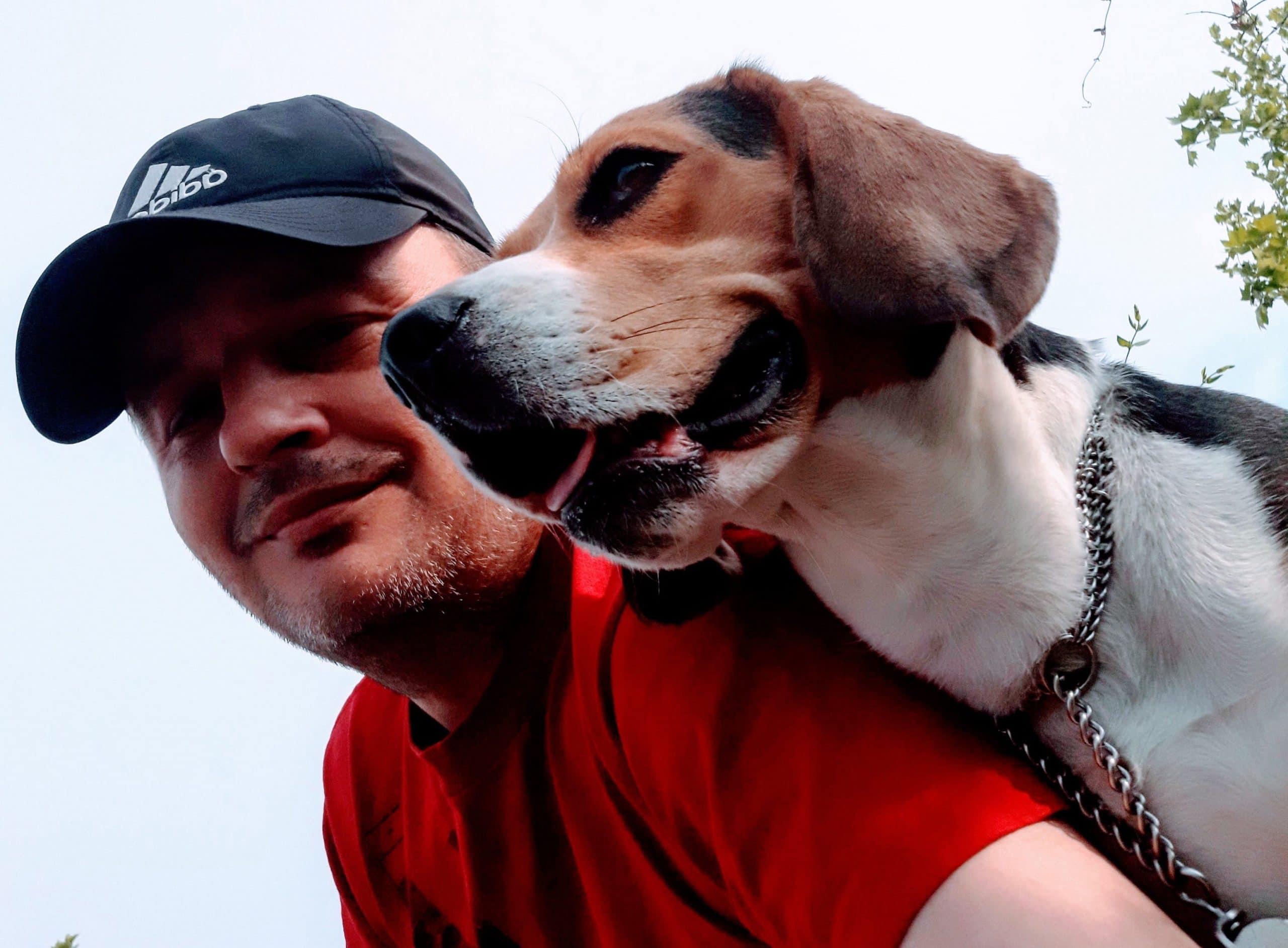 Dragostea unui câine este întotdeauna sinceră