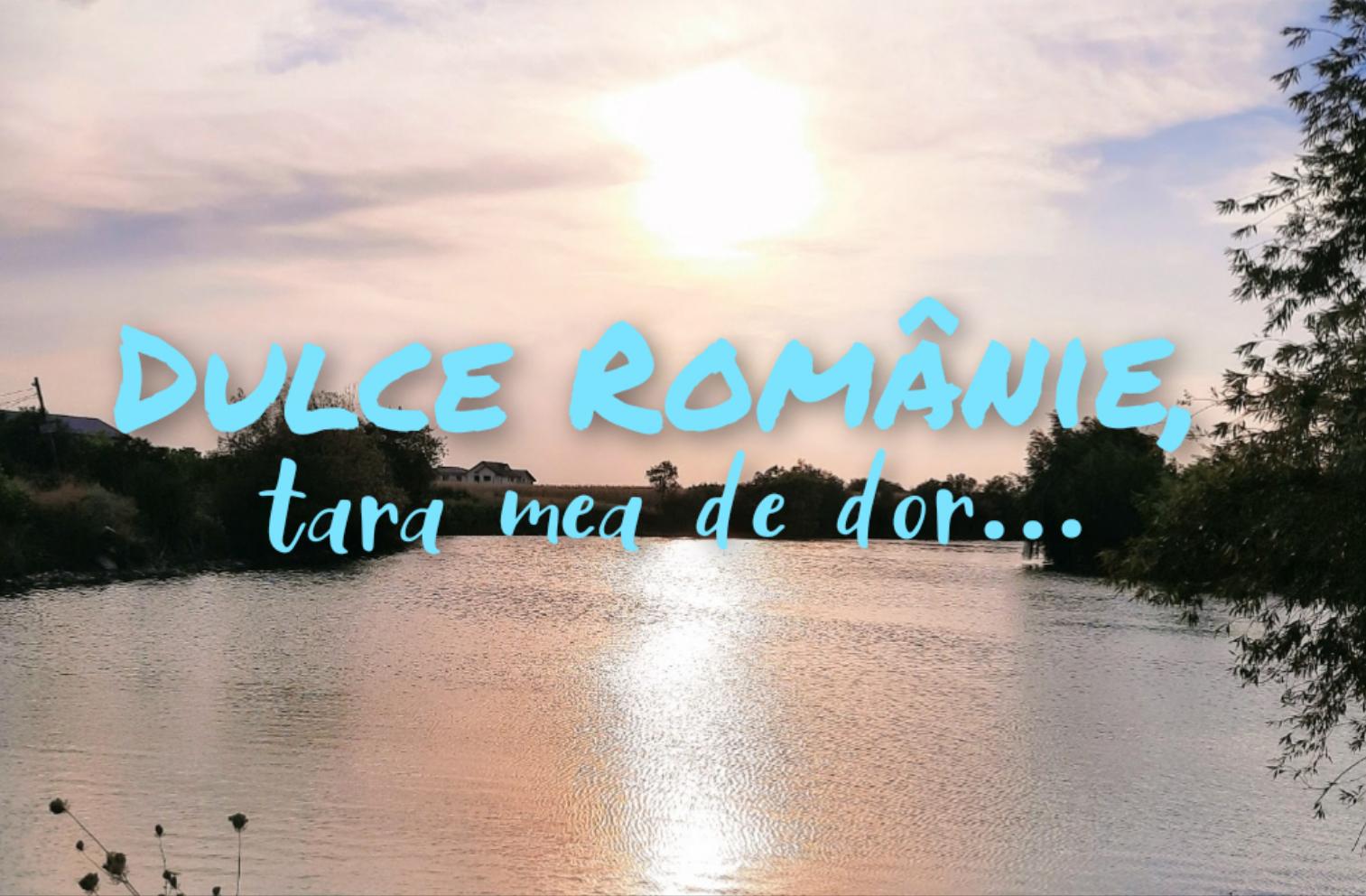 Poezie - Dulce Românie