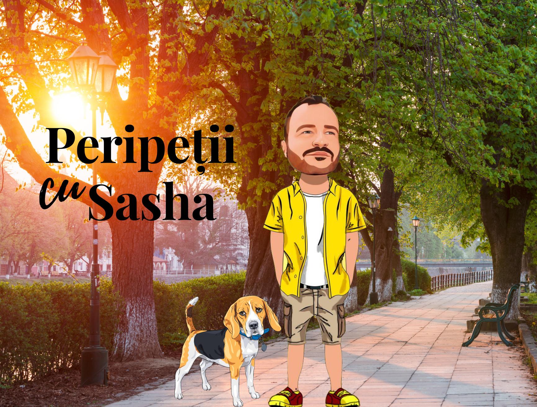 Peripeții cu Sasha