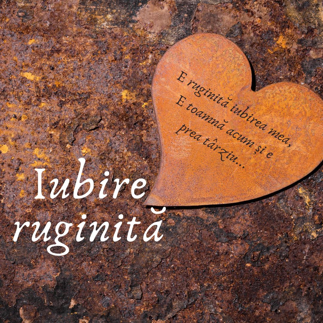 Iubire ruginită